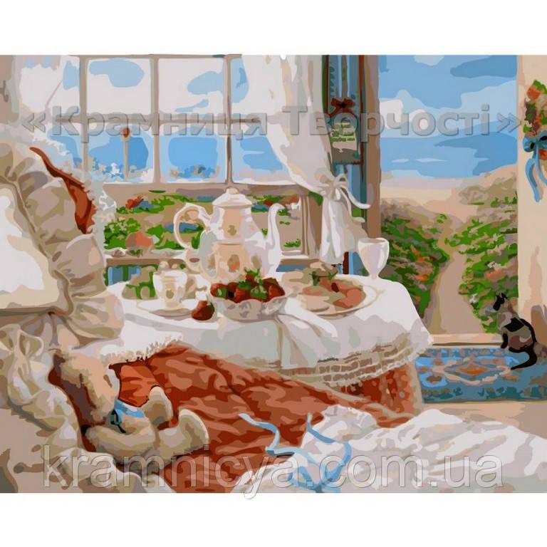 Картина по номерам Волшебное утро, 40х50см (КН2202)