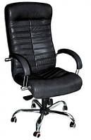 Кожаное кресло Орион HB кз Мадрас НВ, мех. ANYFIX, фото 1