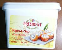Сливочный Крем-сыр 24,5% 1кг