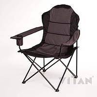 Кресло «Мастер карп» серый, фото 1