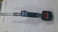 Паливозаправний кран з лічильником MGE 40 для дизельного пального, масла, 2-40 л/хв, +/-0,5%, Іспанія, фото 1