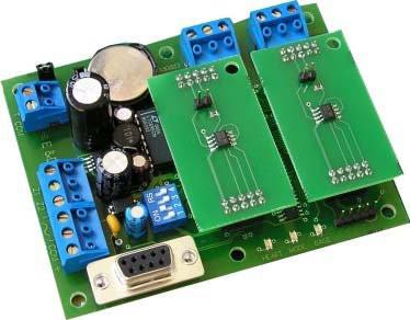 Сетевой контроллер Roger ABC 12.3 new
