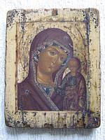 Икона Пресвятой Богородицы Казанской для подарка