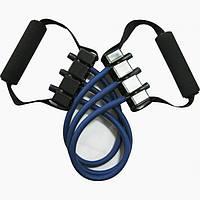Эспандер плечевой 3-х полосный (сопротивление 21 кг)