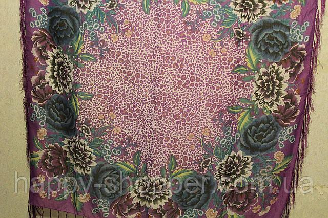 Платок цветастый