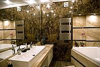 Столешница в ванную комнату мраморная Daino Reale