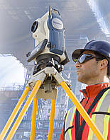 Спостереження за деформацією будівель та інших інженерних об'єктів