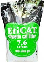 EtiCAT (ЭтиКЭТ) Силикагелевый наполнитель 7,6 л (3,2 кг)