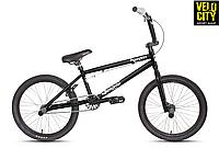 Велосипед BMX Avanti Wizard 20 черный матовый