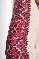 Вышиванка Влада красная вертикальная | Вишиванка Влада червона вертикальна, фото 2