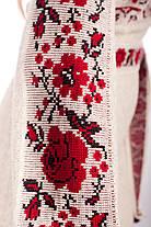 Платье женское Розы с бутоном | Плаття жіноче Троянди з бутоном, фото 3