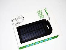 Солнечное зарядное устройство Power Bank 12000mAh