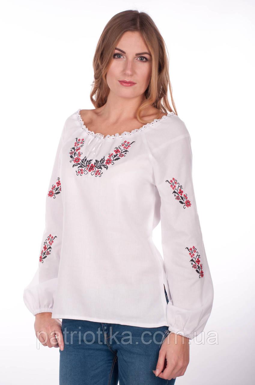 Вышитые женские сорочки | Вишиті жіночі сорочки