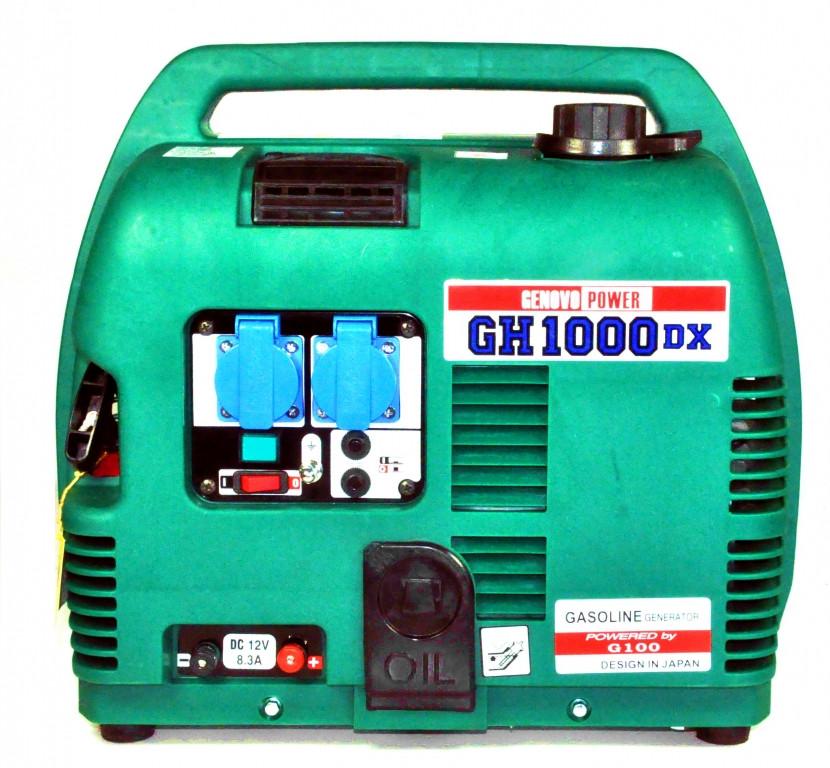 Генератор Powerman GH1000 (Genovo, Parsun) , фото 1