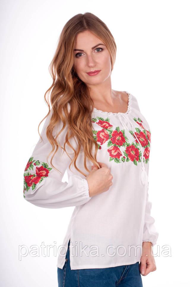 Вы можете купить женские сорочки вышитые крестиком в нашем интернет-магазине
