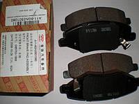 Тормозные колодки передние Chery Amulet, фото 1