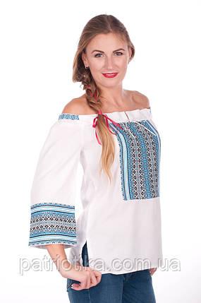Украинская сорочка женская | Українська сорочка жіноча, фото 2
