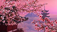 Сакура - декоративные деревья
