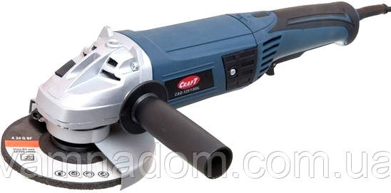 Болгарка Craft CAG-125/1300L