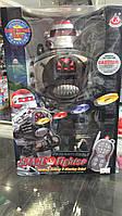 Робот трансформер детский интерактивный, фото 1
