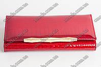 Яркий кожанный кошелек Balisa C826-E542 красного цвета