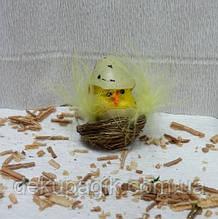 Цыплёнок в гнезде 4,5см
