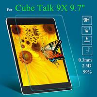 Защитное стекло для планшета cube talk 9x