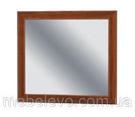 Зеркало Даллас  795х890х30мм каштан   Мебель-Сервис