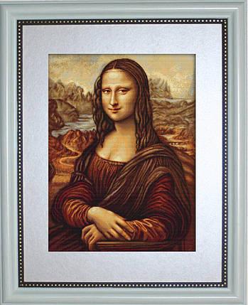 "Набор для вышивания нитками  ""Мона Лиза"", фото 2"