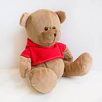 Мягкая игрушка Медвежонок Макки коричневый