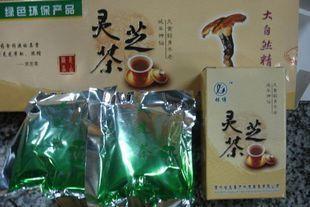 Чай из грибов Рейши (Ganoderma tea), Китай 40г с упак