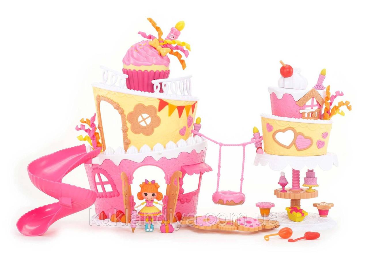 Городок Mini Lalaloopsy Тортик
