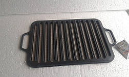 Чугунная решетка-гриль для мангала, фото 2