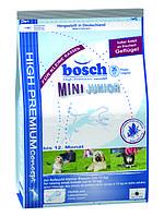 Корм для собак HPC BOSCH Мини Юниор 1 кг