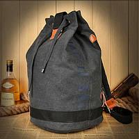 Брезентовый рюкзак мужской купить