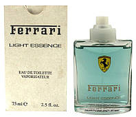 Ferrari Light Essence EDT 75 ml TESTER Тестер - Туалетная вода (оригинал подлинник  Италия)