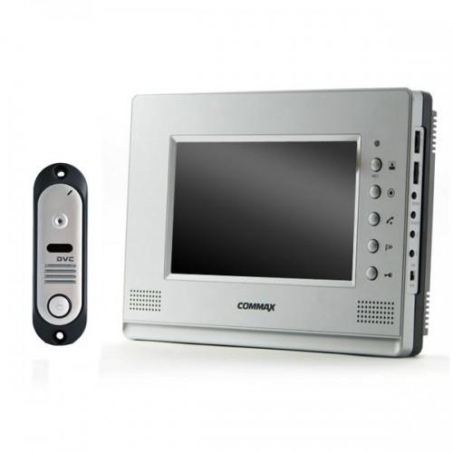 Комплект цветного домофона Commax CDV-70A+DVC-311 - Домофоны, системы СКУД и ключи в Киеве