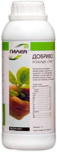 Удобрение для начальной стадии развития растений 1 л