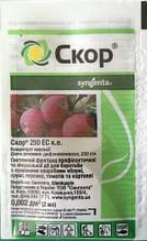 Скор 2 мл. Фунгицид от болезней плодовых деревьев, Сингента