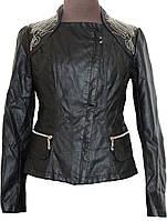 Куртка из эко-кожи 1319, фото 1