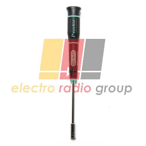 Викрутка торцева Pro'sKit SD-081-M4, M4, 72 mm