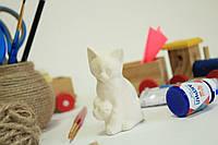 Игрушка для росписи Маленький котик.