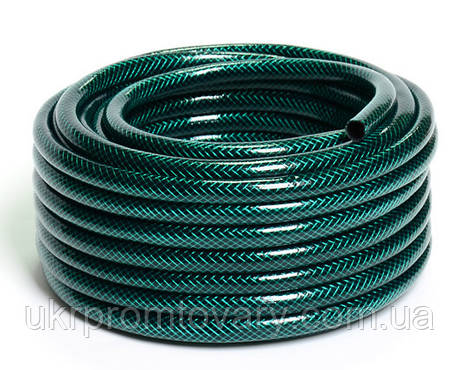 Шланг поливочный, Green Line, для огородов, садов, д 16 мм *2 мм ст, фото 2