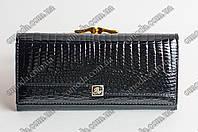 Женский кожанный кошелек Balisa C827-P69H61 черного цвета