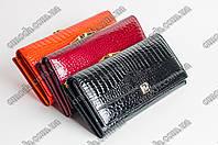 Женский кожанный кошелек Balisa C827-P69H61оранжевого цвета