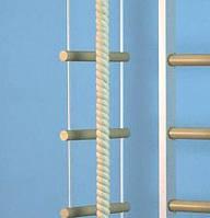 Веревочная лестница для детей стандарт 12 ступеней - 3 мп