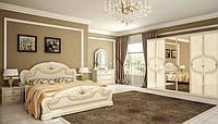 Спальня Мартіна радіка беж МіроМарк / Спальный гарнитур Martina MiroMark, фото 1