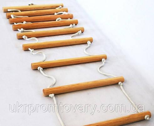 Веревочная лестница профессиональная - за 1 мп