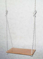 Веревочные качели, фото 2