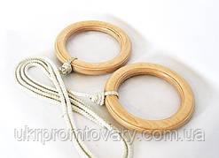 Гимнастические кольца для детей Стандарт Лак